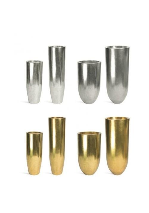 Pots décoratifs Désign PANDORA METAL