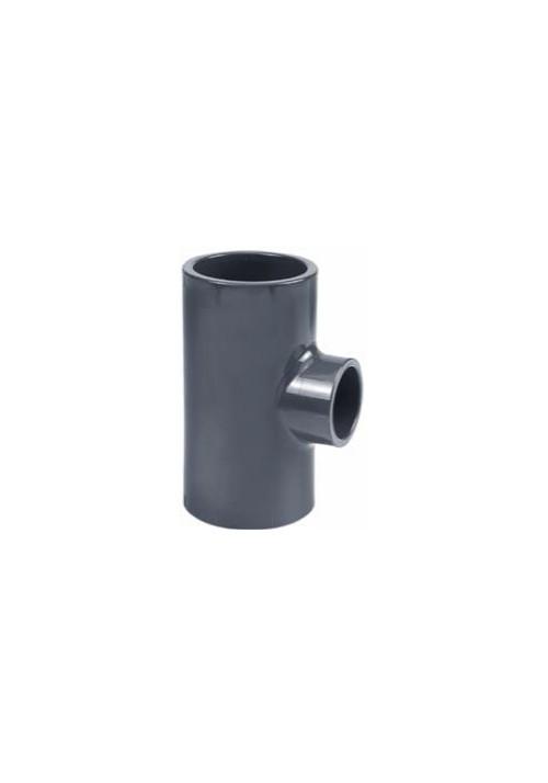 Té reduit 90° PVC pression pour piscine