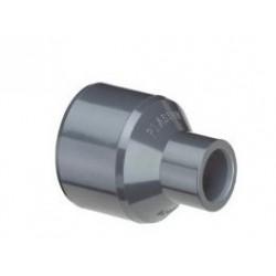 Réduction longue double PVC pression pour piscine