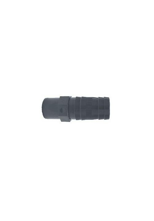 Douille cannelée MM à coller PVC pression pour piscine