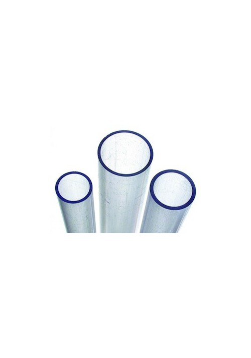 TUBE pvc pression piscine transparent