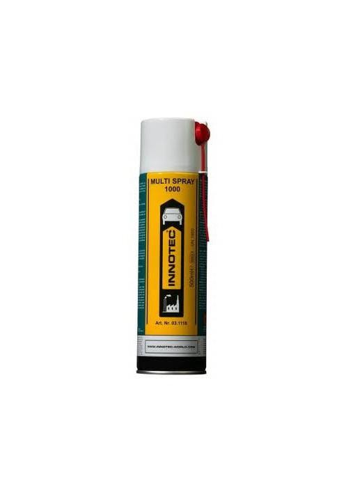 Lubrifiant dégrippant Multi Spray 1000 innotec