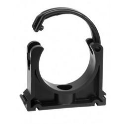 Collier de fixation PRO en PVC à clips VDL