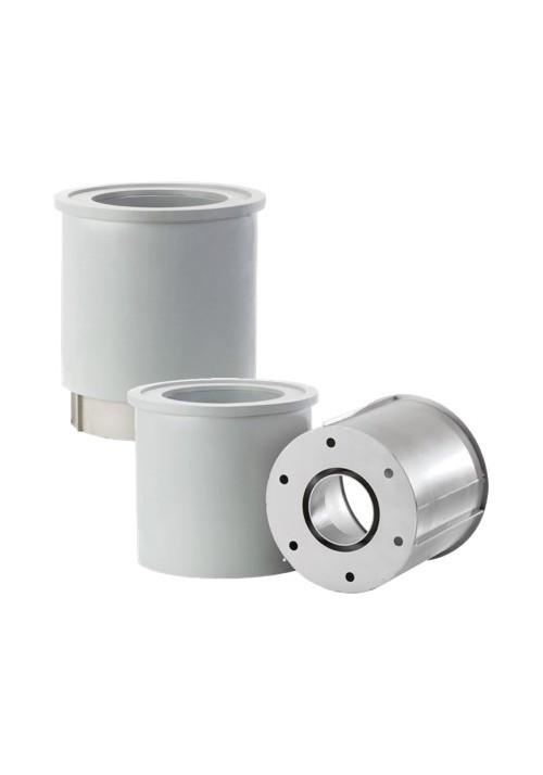 Skimmer sur tube Skim-Tub PRO inox pour bassins