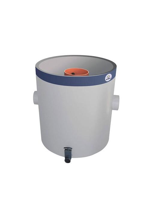 Filtre Vortex ModulPro inox pour bassins