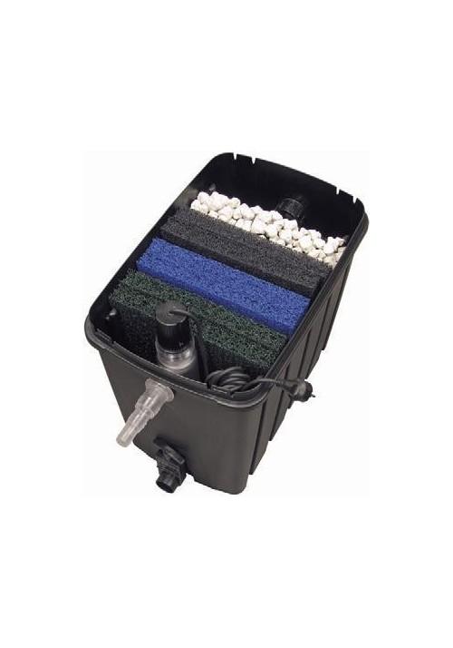 Détail du filtre à chambres compact pour bassins- AF Biostep 10