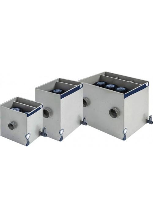 Filtre modulaire à mousses pour bassins ModulPro Inox BioSAFE