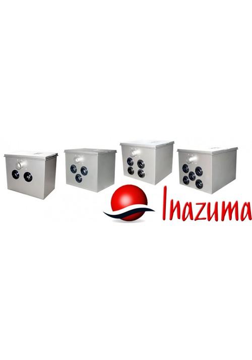 Filtre à tambour inox Pro INAZUMA pour bassins et baignades naturelles