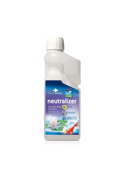 Neutralisateur de chlore Neutralizer
