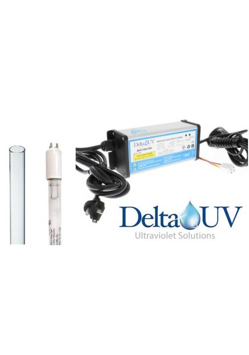 Pièces de remplacement pour Delta UV EA
