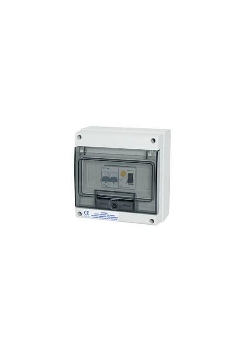Coffret électrique pour pompe à chaleur de piscines