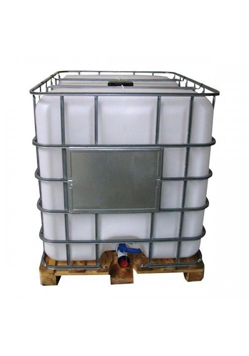 Cuve récupération d'eau IBC recyclée