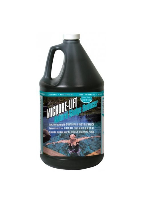 Réduction de vase des piscines bio Natural Sludge Reducer