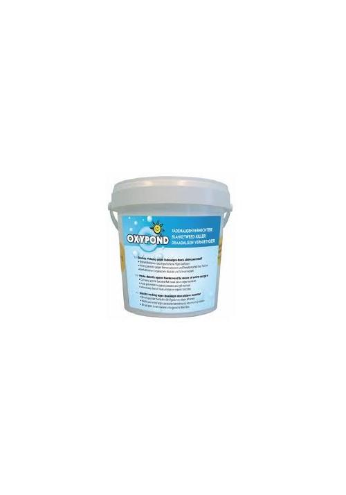 Anti algues peroxyde d'hydrogéne oxygéne actif