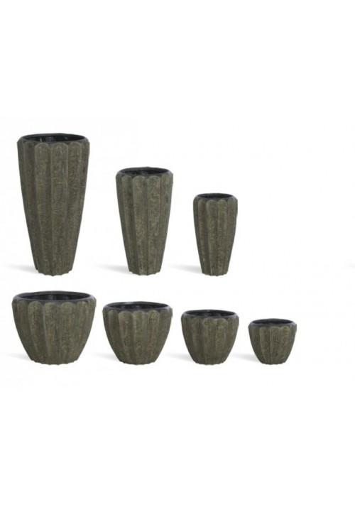Pots décoratifs Désign FireWOOD