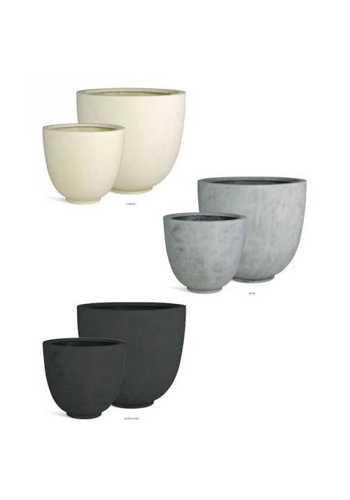 Pots décoratif Désign ROND GEANT EGO GIANT