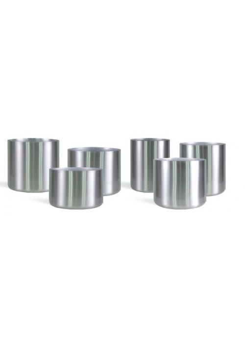 Pots décoratifs Désign INOX-concept
