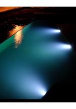 Eclairage immergé