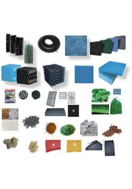 Matériaux de filtration